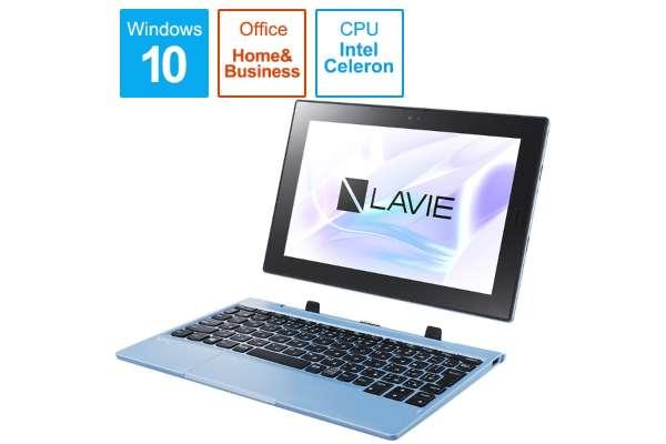 NEC「LAVIE First Mobile」PC-FM150PAL