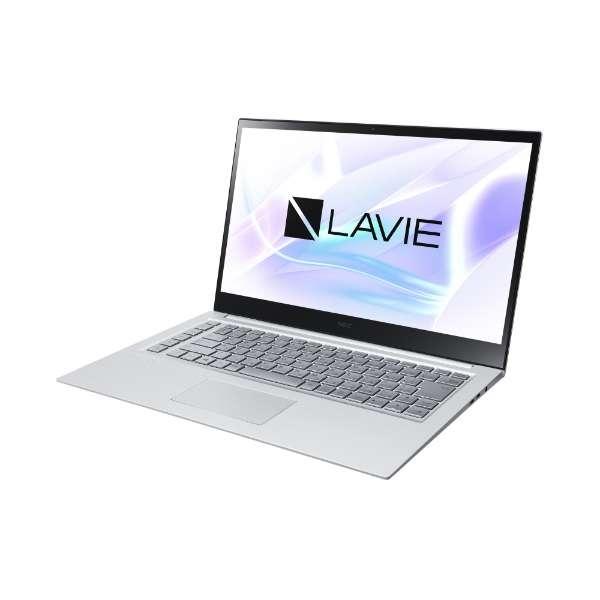 PC-LV650RAS ノートパソコン LAVIE VEGA(LV650/RA) アルマイトシルバー [15.6型 /AMD Ryzen 7 /SSD:512GB /メモリ:8GB /2020年春モデル]