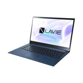 PC-LV650RAL ノートパソコン LAVIE VEGA(LV650/RA) アルマイトネイビー [15.6型 /AMD Ryzen 7 /SSD:512GB /メモリ:8GB /2020年春モデル]