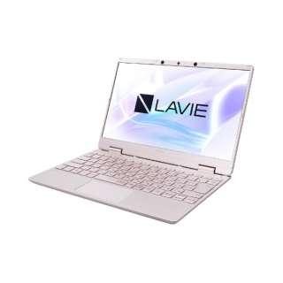 PC-NM750RAG ノートパソコン LAVIE Note Mobile(NM750/RA) メタリックピンク [12.5型 /intel Core i7 /SSD:512GB /メモリ:8GB /2020年春モデル]