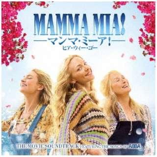 """キャスト・オブ・""""マンマ・ミーア!ヒア・ウィー・ゴー""""/ マンマ・ミーア! ヒア・ウィー・ゴー 6ヶ月期間限定盤 【CD】"""