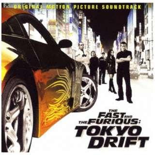 (オリジナル・サウンドトラック)/ ワイルド・スピードX3 TOKYO DRIFT 6ヶ月期間限定盤 【CD】
