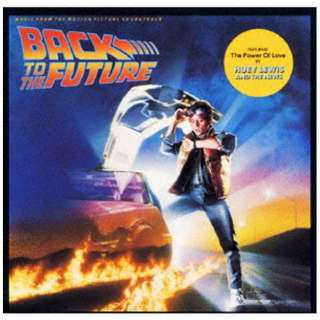 (オリジナル・サウンドトラック)/ バック・トゥ・ザ・フューチャー 6ヶ月期間限定盤 【CD】