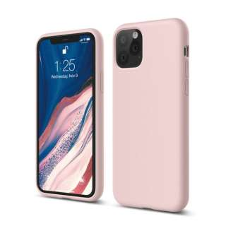 elago エラゴ SILICONE CASE 2019 for iPhone11 Pro (Lovely Pink) ラブリーピンク EL_IKSCSSCS2_PK