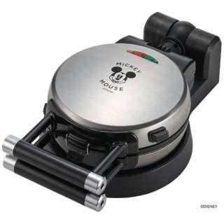 WAFU-100SI ディズニーワッフルメーカー シルバー