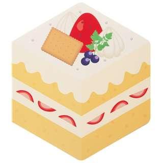 ハーパーハウス スクラップアルバム Honeycomb(ハニカム) ケーキ XP-6506
