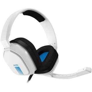 Logicool G Astro A10 Headset PS4 A10-PSWH 【PS4】