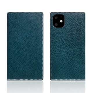 iPhone11 Minerva Box Leather Case ブルー