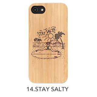 [iPhone 8/7/6s/6専用]kibaco BAMBOO RUBBER CASE kibaco STAY SALTY 663-104009