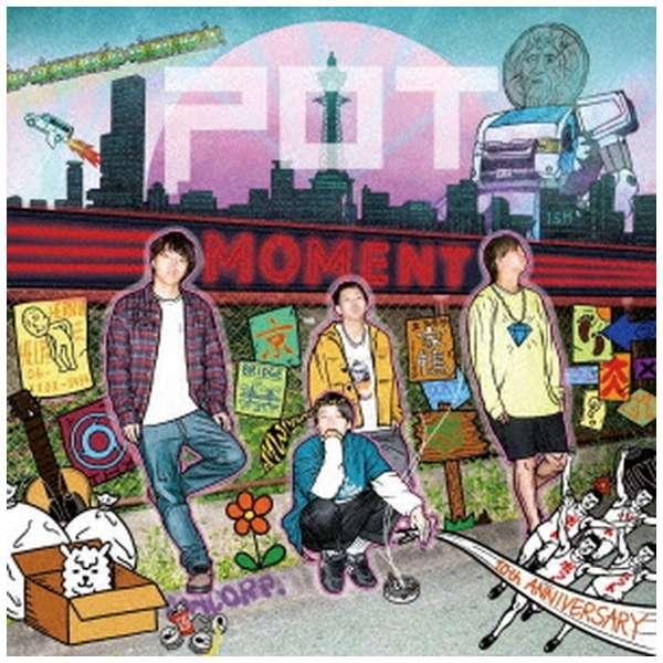 POT/ MOMENT 通常盤 【CD】