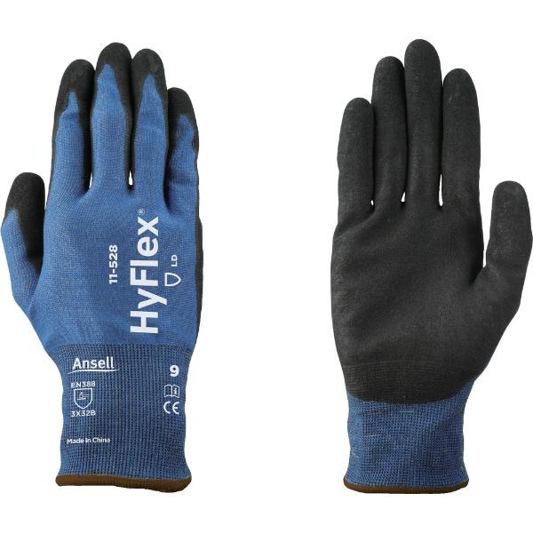 アンセル 組立・作業用手袋 ハイフレックス 11 528 M 11-528-8