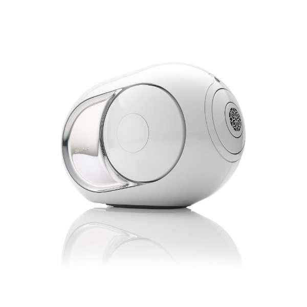 【日本橋三越本店のみの販売】ZP496 Devialet CLASSIC PHANTOM 2000 ホワイト ZP496 [Bluetooth対応 /Wi-Fi対応]