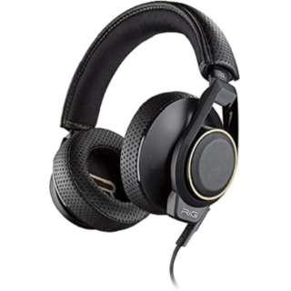 RIG600 ゲーミングヘッドセット PLANTRONICS(プラントロニクス) [φ3.5mmミニプラグ /両耳 /ヘッドバンドタイプ]