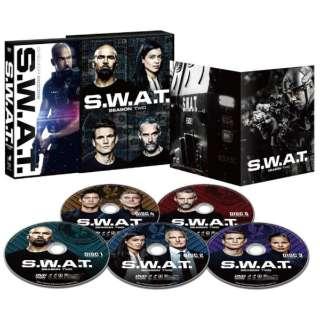 S.W.A.T. シーズン2 DVD コンプリートBOX【初回生産限定】 【DVD】