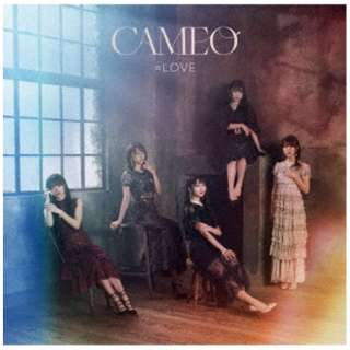 =LOVE/CAMEO Type-C 【CD】