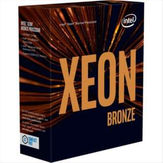 〔CPU〕 Intel Xeon Bronze 3204 プロセッサー BX806953204