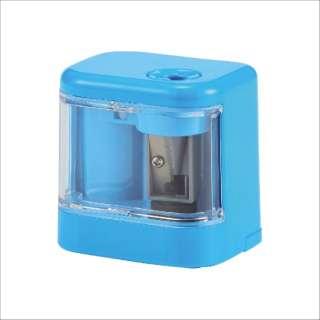 電池鉛筆削りスピモ ライトブルー RS032LB