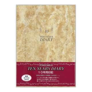 10年日記B5 D313