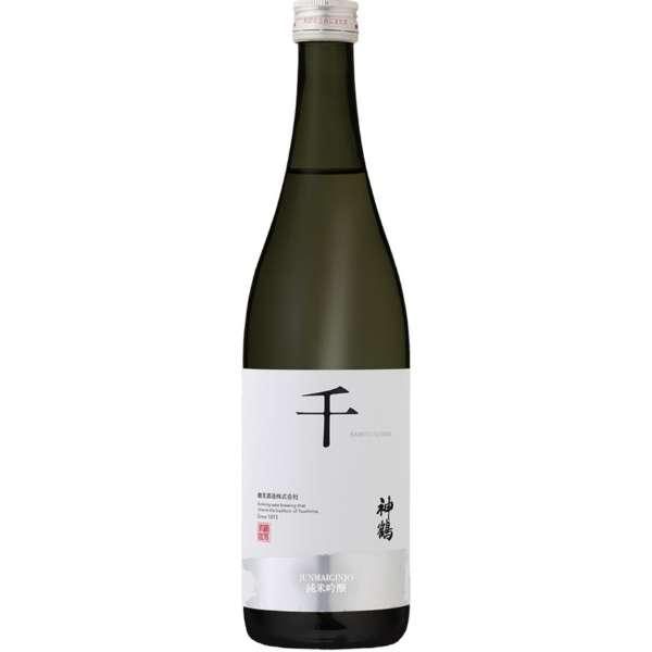 [クラマスタープラチナ賞] 神鶴 純米吟醸 720ml【日本酒・清酒】 カタログNO:1016