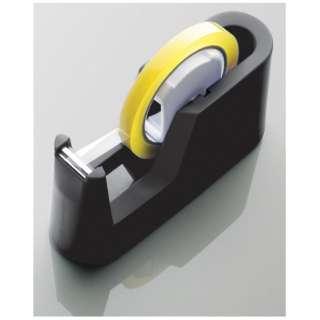 テープカッター スリム エコロジータイプ ブラック TC-246-D