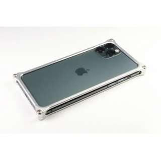 GILD DESIGN ソリッドバンパー for iPhone11Pro シルバー