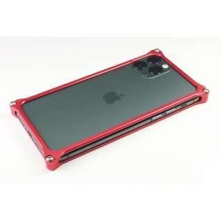 GILD DESIGN ソリッドバンパー for iPhone11ProMax レッド