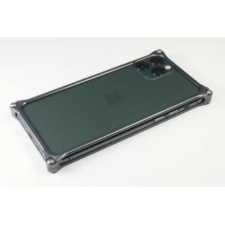 GILD DESIGN ソリッドバンパー for iPhone11ProMax グレー