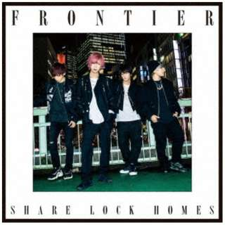 SHARE LOCK HOMES/ FRONTIER type R 【CD】