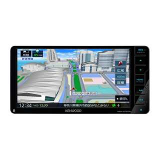 MDV-S707W カーナビ [7型 /ワンセグ /Bluetooth対応]