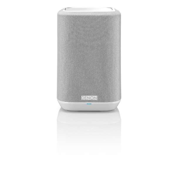WiFiスピーカー ホワイト DENONHOME150W [ハイレゾ対応 /Bluetooth対応 /Wi-Fi対応]