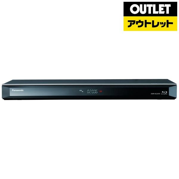 パナソニック おうちクラウドDIGA 2TB DMR-BG2050 BD/DVDレコーダー