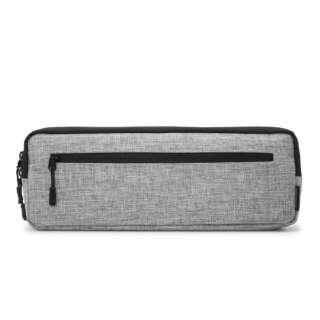 パソコンキーボード用[ミニキーボード] 収納ケース Keyboard Sleeve Sサイズ ライトグレー AS-AKS-S