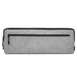パソコンキーボード用[フルキーボード] 収納ケース Keyboard Sleeve Lサイズ ライトグレー AS-AKS-L