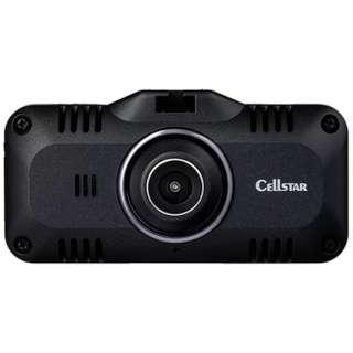 CS-51FR 視覚をさえぎらない小型タイプドライブレコーダー・専用カメラを増設して後方録画可能・専用ケーブル1本でレーダーと相互通信可能 [一体型 /Full HD(200万画素)]