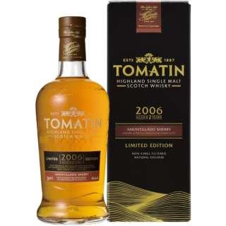トマーティン アモンティリャード 2006 700ml【ウイスキー】