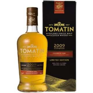トマーティン カリビアンラムバレル 2009 700ml【ウイスキー】