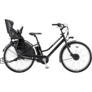 電動アシスト自転車 HYDEE.IIハイディーツー T.Xクロツヤケシ HY6B40 [3段変速 /26インチ] 【組立商品につき返品不可】