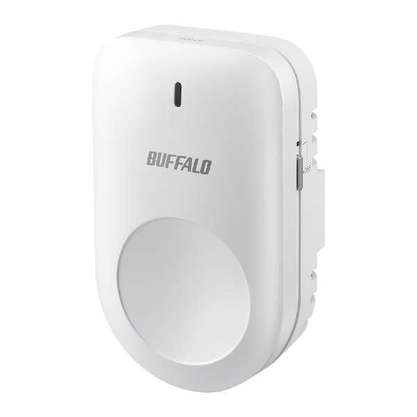 WEM-1266WP 無線LAN中継機 wifiルーター 866+400Mbps AirStation connect ホワイト [ac/n/a/g/b]