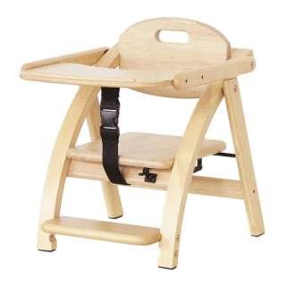 アーチ木製ローチェアIII ナチュラル