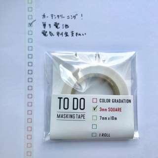 TG-03 TODOカラーグラデーション3mm TG-03