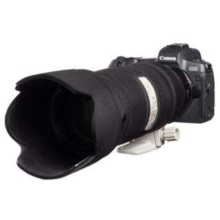 イージーカバー レンズオーク キヤノン EF 70-200mm F/2.8 IS II USM 用 ブラック