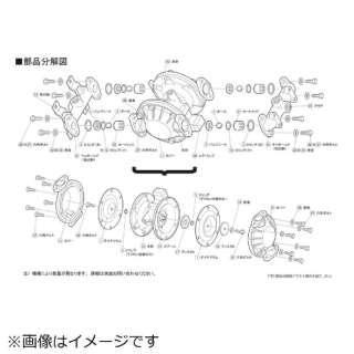 TAIYO TD2-25AN用ダイヤフラム