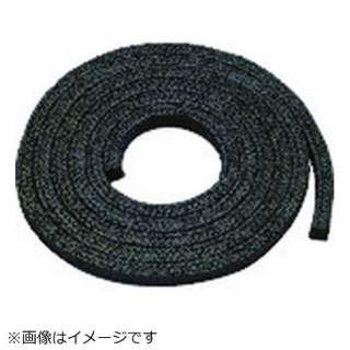 ニチアス TOMBO No.9077-L ナフロンカーボンファイバーパッキンL □6.4