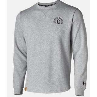 メンズ ベースボール ロングTシャツ UAジャイアンツ テリー クルー(XLサイズ/Steel Light Heather )1359465