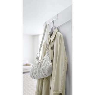 ドアハンガースマート ワイド ホワイト(Smart Over The Door Rack Wide WH) ホワイト 07649
