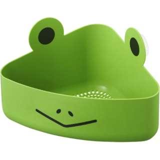キッズバスラック カエル グリーン(Kid'S Bathrack Frog GR) 02637