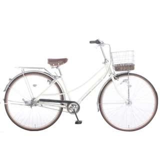 27型 自転車 EASTBOY DELUXE(ホワイト/内装3段変速) 20EB273DX【2020年モデル】 【組立商品につき返品不可】
