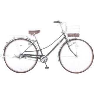 27型 自転車 EASTBOY DELUXE(ブラウン/内装3段変速) 20EB273DX【2020年モデル】 【組立商品につき返品不可】