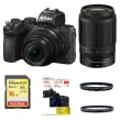 NIKON mirrorless set recommended to person beginning Cameras