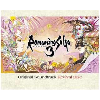 Romancing SaGa 3 Original Soundtrack Revival Disc(映像付サントラ/Blu-ray Disc Music) 【ブルーレイ】